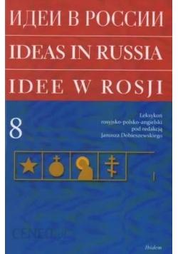 Idee w Rosji tom 8