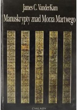 Manuskrypty znad Morza Martwego