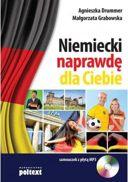 Niemiecki naprawdę dla Ciebie plus CD
