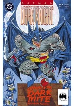 Batman legend of the dark mite