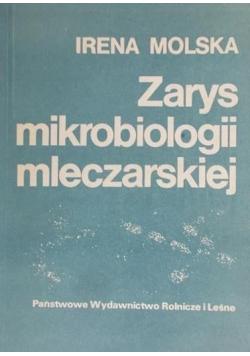 Zarys mikrobiologii mleczarskiej