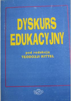 Dyskurs edukacyjny