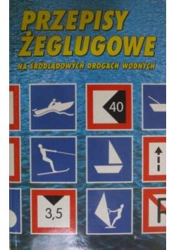 Przepisy żeglugowe na śródlądowych drogach wodnych