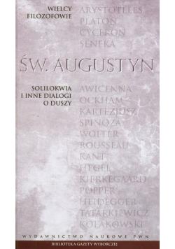 Solilokwia i inne dialogi o duszy Tom 7
