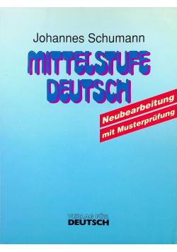 Mittelstufe deutsch