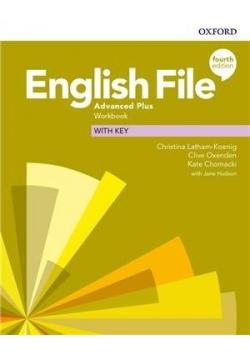 English File 4E Advanced Plus WB with Key