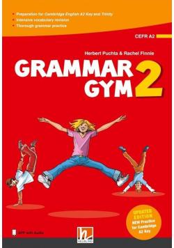 Grammar Gym 2 A2 + kod e-zone
