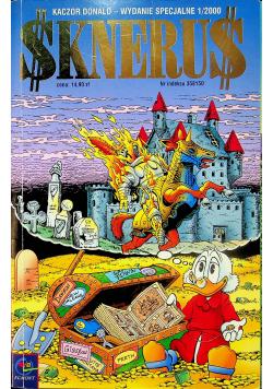 Kaczor Donald Wydanie Specjalne Nr 1 Sknerus