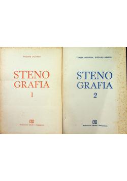 Stenografia Tom I i II