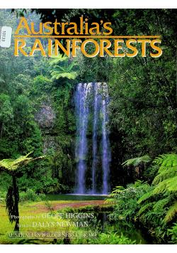Australias rainforests
