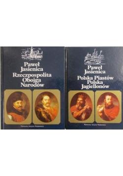 Polska Piastów Polska Jagiellonów  / Rzeczpospolita Obojga Narodów