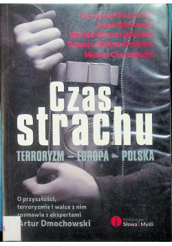 Czas strachu Terroryzm Europa Polska