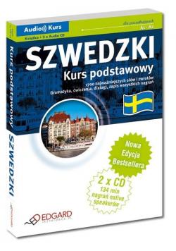 Szwedzki. Kurs podstawowy. Nowa Edycja! + 2CD