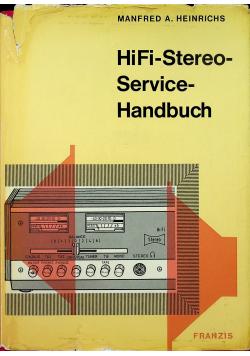 HiFi Stereo Servie handbuch