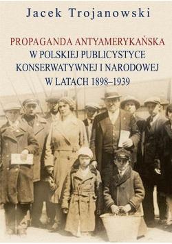 Propaganda antyamerykańska w polskiej...