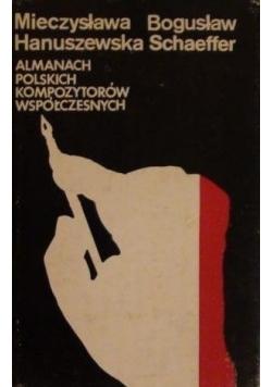 Almanach polskich kompozytorów współczesnych