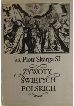 Żywoty świętych polskich
