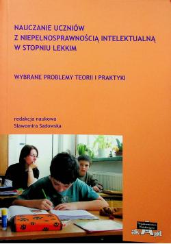 Nauczanie uczniów z niepełnosprawnością intelektualna w stopniu lekkim