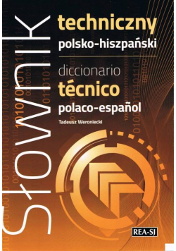Słownik techniczny polsko-hiszpański