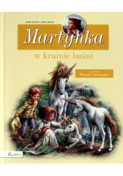Martynka w krainie baśni