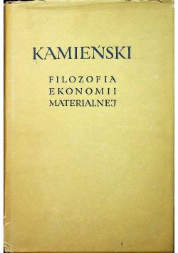 Filozofia ekonomii materialnej