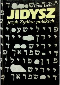 Jidysz Język Żydów polskich