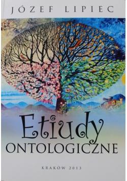 Etiudy ontologiczne