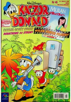 Kaczor Donald nr 46