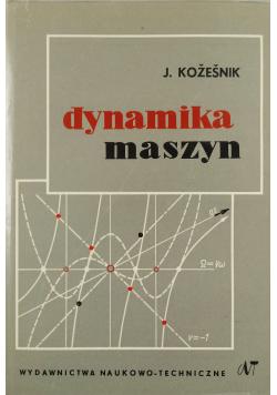Dynamika maszyn