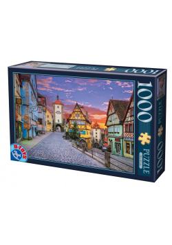 Puzzle 1000 Niemcy, Rottenburg
