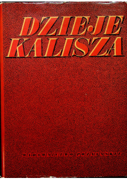 Dzieje Kalisza