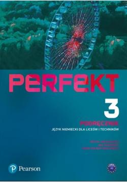 Perfekt 3 Podręcznik A2 PEARSON
