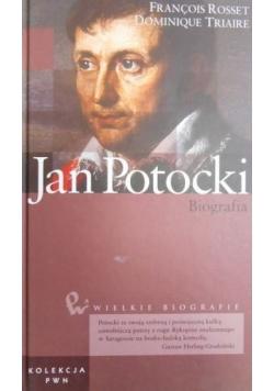 Jan Potocki Biografia