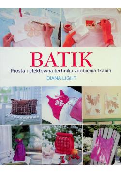 Batik Prosta i efektowna technika zdobienia tkanin