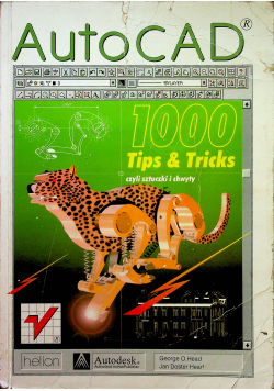 AutoCAD 1000 Tips Tricks czyli sztuczki i chwyty