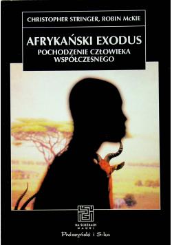Afrykański exodus pochodzenia człowieka współczesnego