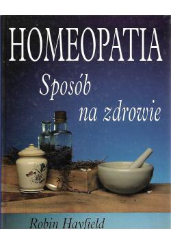 Homeopatia Sposób na zdrowie
