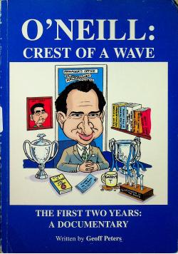 ONeill Crest of a Wave