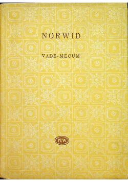 Norwid Vade mecum
