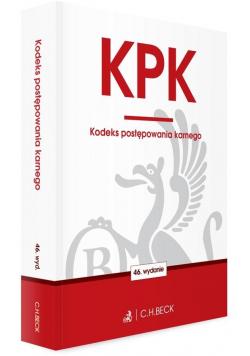 KPK. Kodeks postępowania karnego w.46