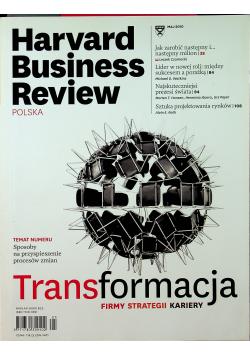 Harvard Business Review Polska nr 5