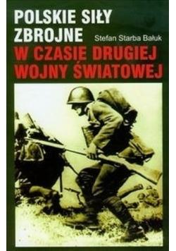 Polskie siły zbrojne w czasie drugiej wojny światowej