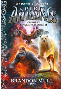 Spirit Animals Opowieści upadłych bestii l