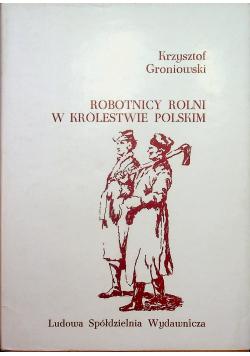 Robotnicy rolni w Królestwie Polskim