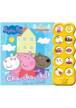 Peppa Pig. Zabawy z dźwiękami