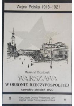 Warszawa w obronie Rzeczypospolitej