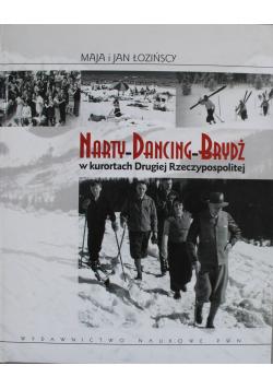 Narty Dancing Brydż w kurortach Drugiej Rzeczypospolitej