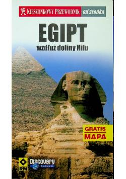 Egipt wzdłuż doliny Nilu Kieszonkowy przewodnik