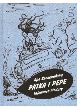Patka i Pepe Tajemnica Meduzy