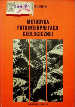 Metodyka fotointerpretacji geologicznej